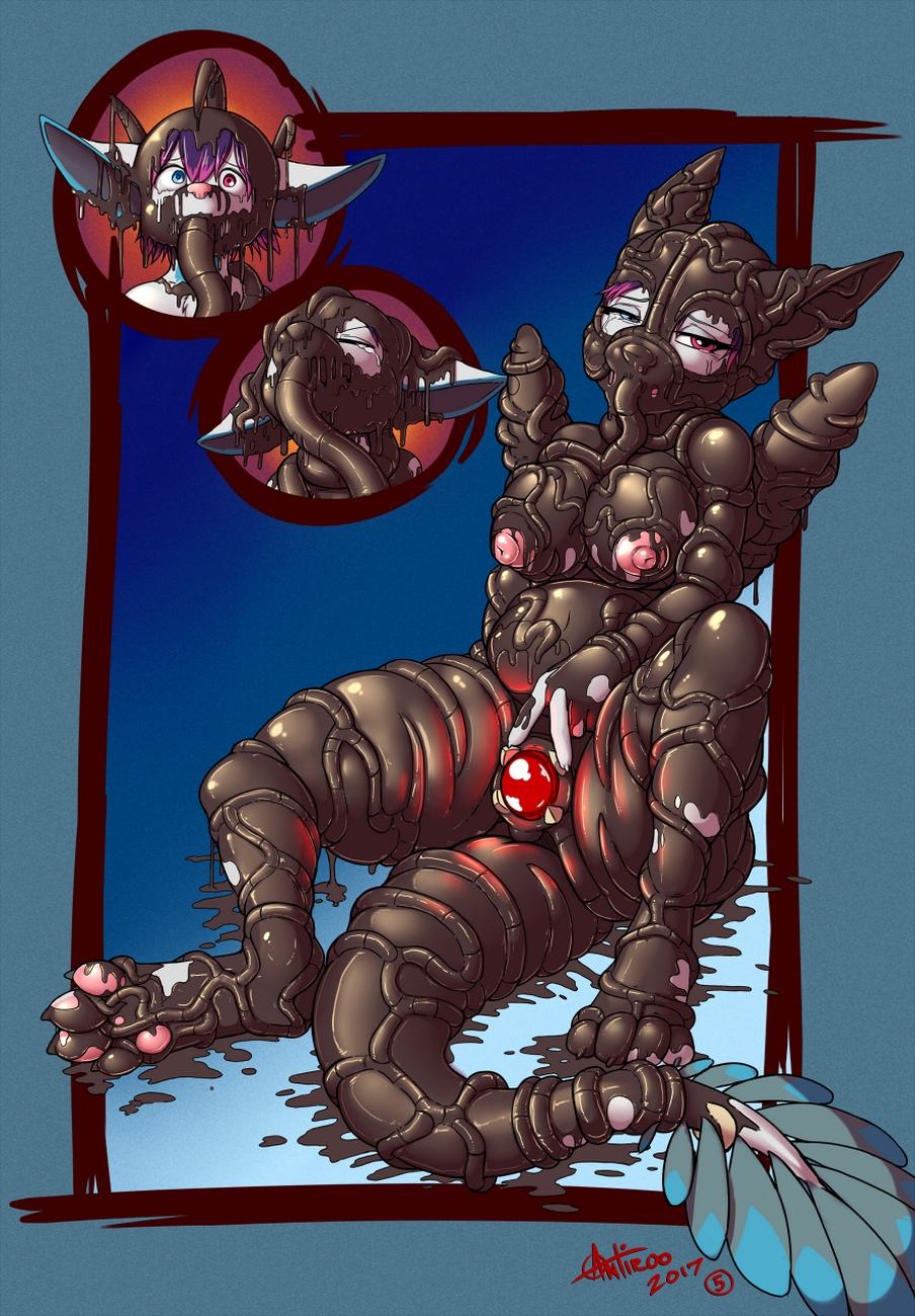 Demonic-Insertion 5 free sex comic
