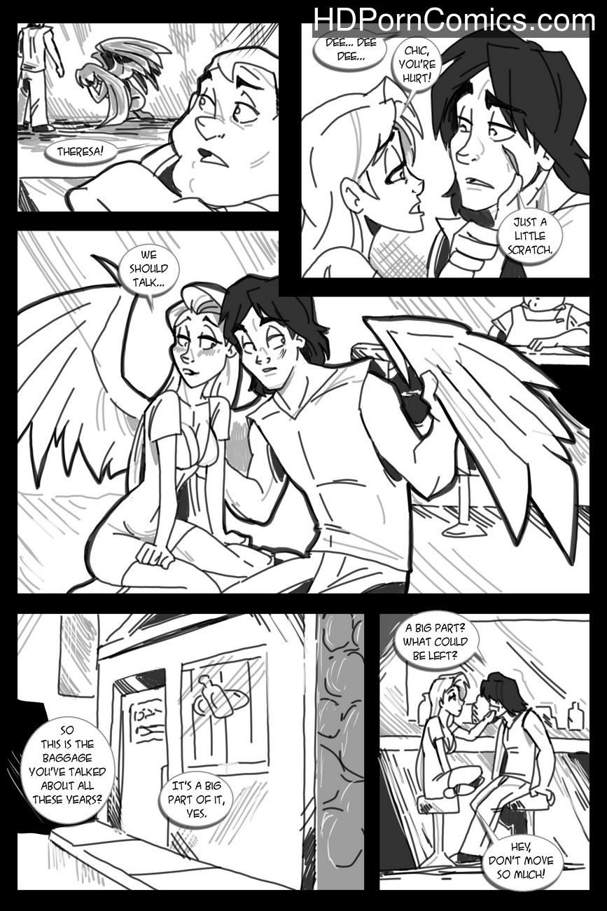 Demonseed-1 11 free sex comic