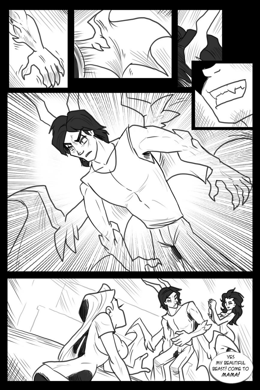 Demonseed-1 18 free sex comic