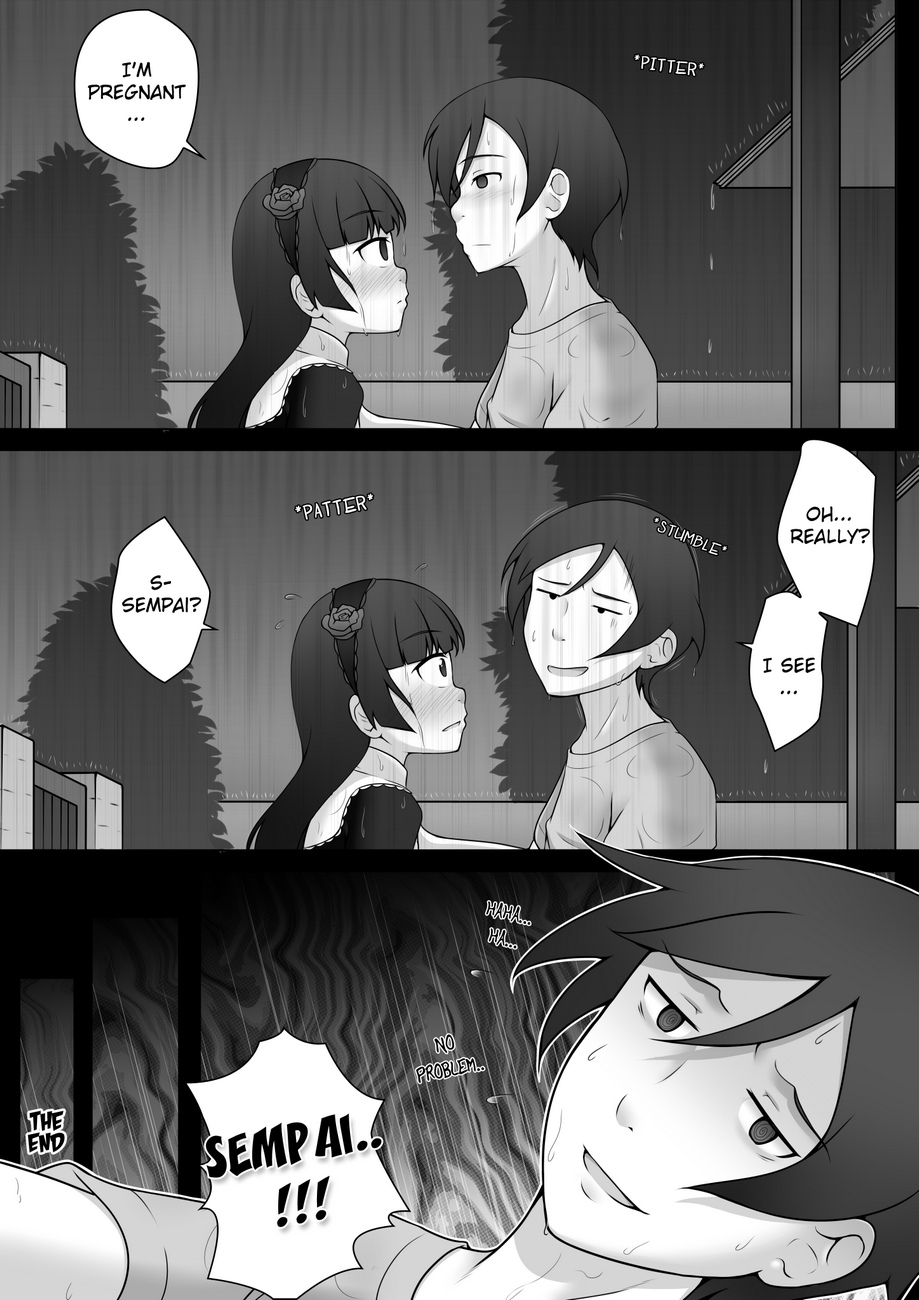 Destiny Change comic porn