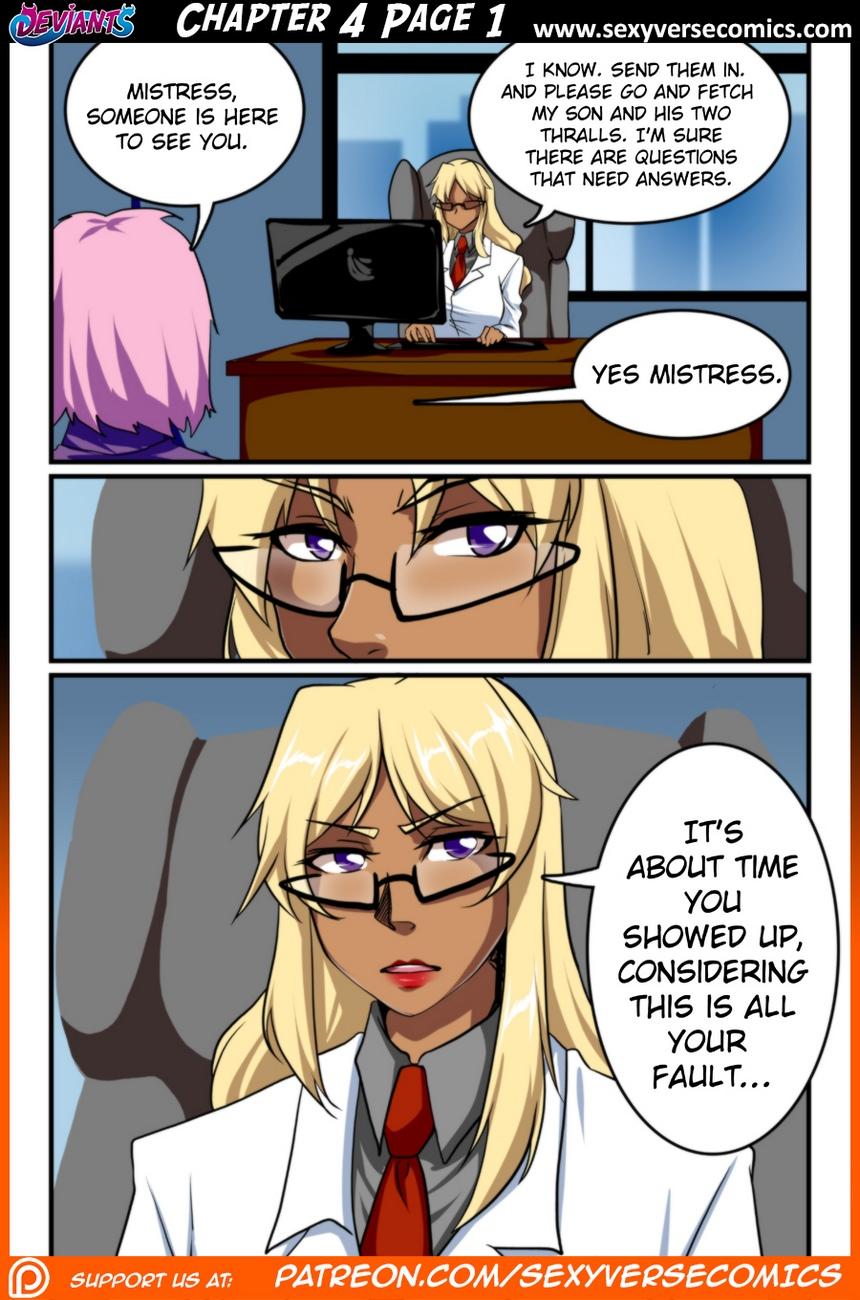 Deviants-4 2 free sex comic