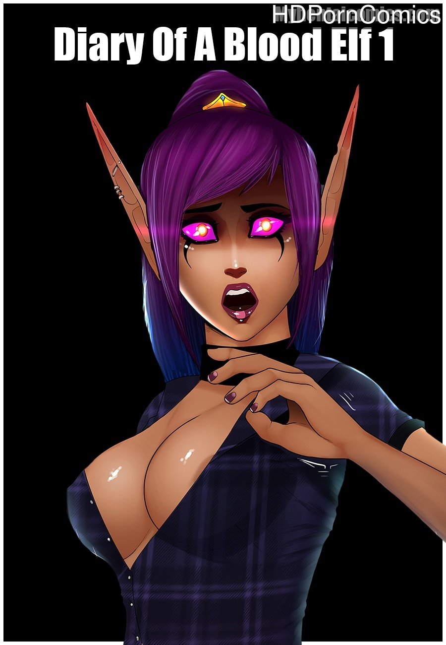 Diary-Of-A-Blood-Elf-1 1 free porn comics