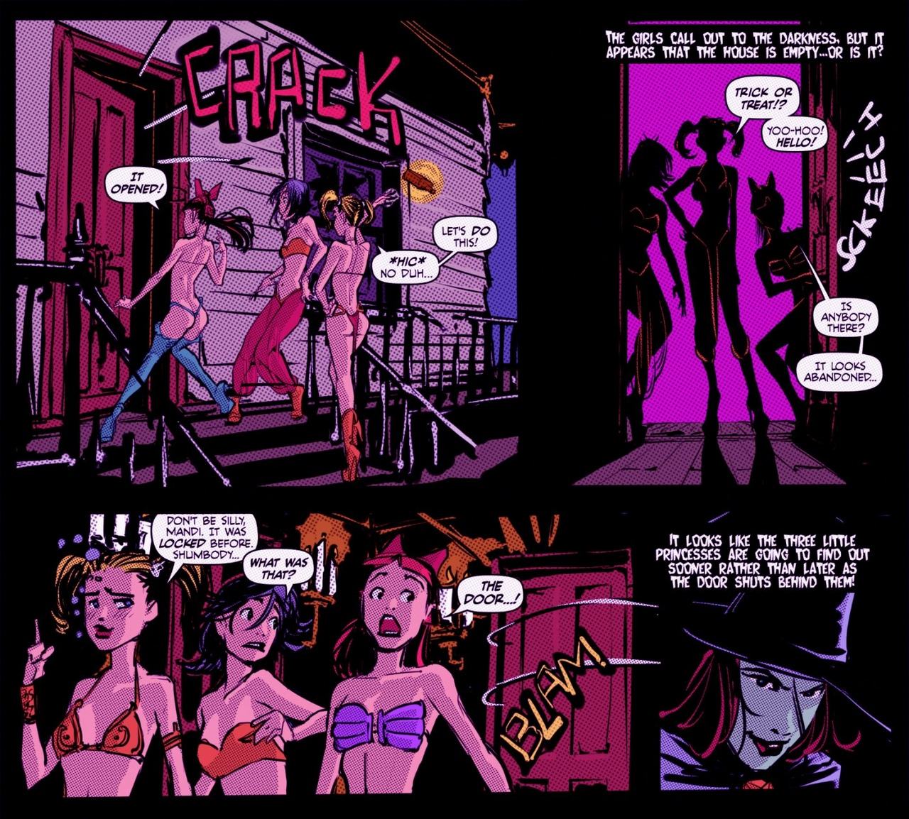Dick-Or-Treat 6 free sex comic