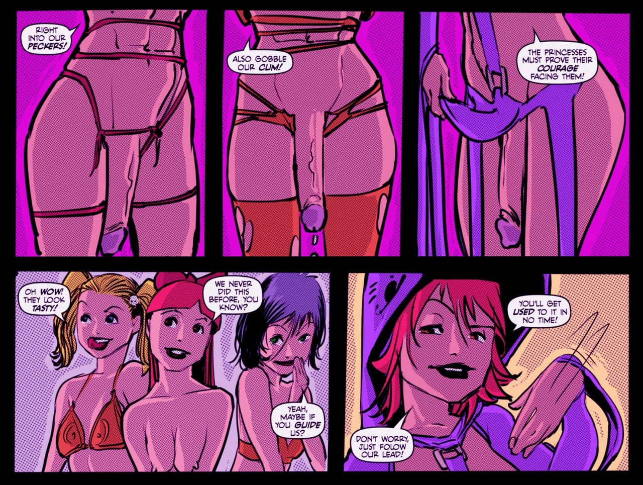Dick-Or-Treat 15 free sex comic