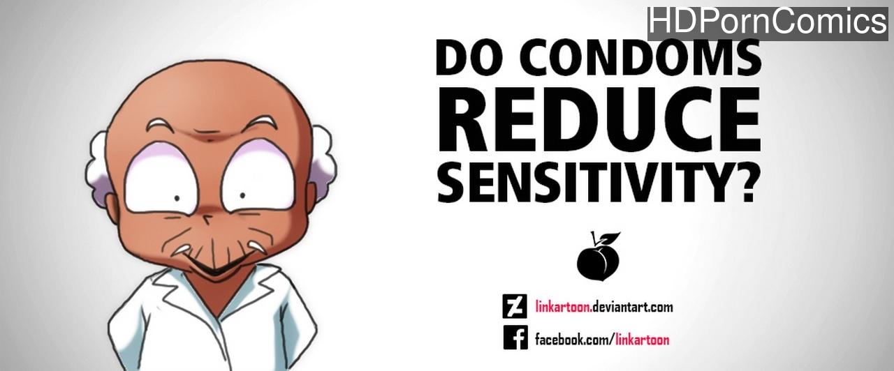 Do Condoms Reduce Sensitivity comic porn