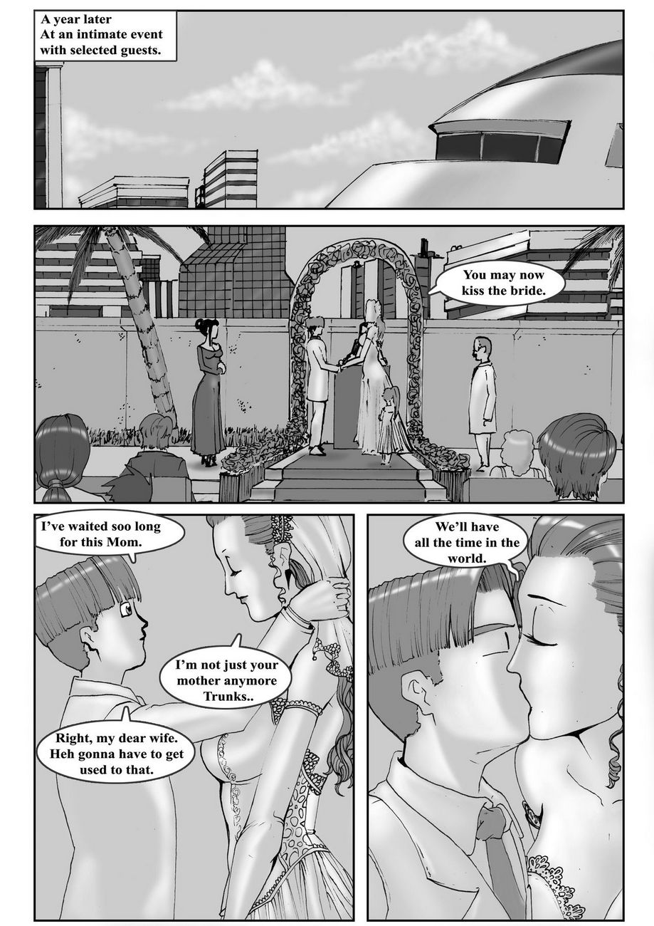 Mother Bride Porno Comics