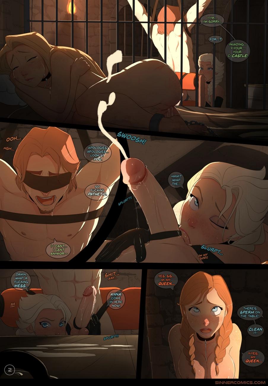 Elsa-s-Dungeon-1 3 free sex comic