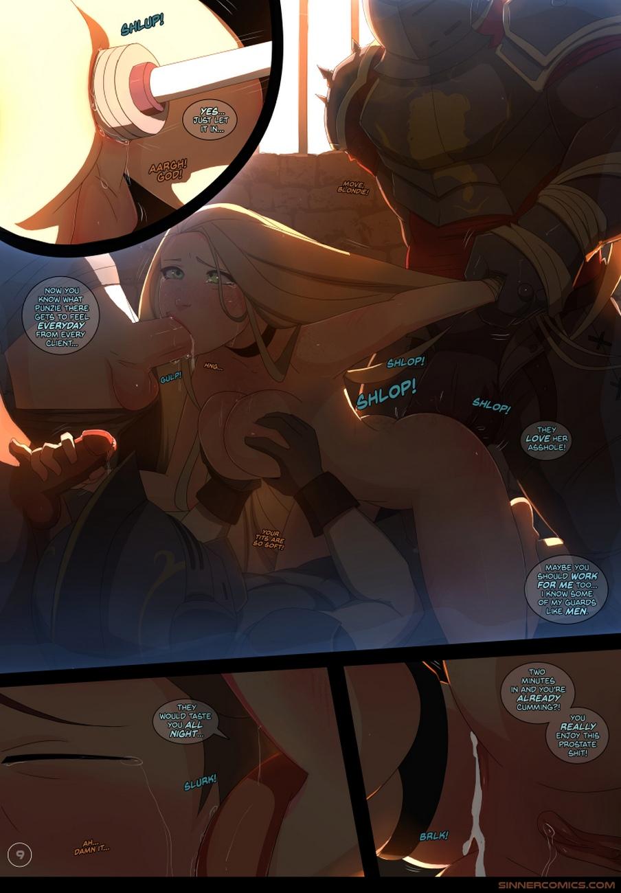 Elsa-s-Dungeon-1 10 free sex comic