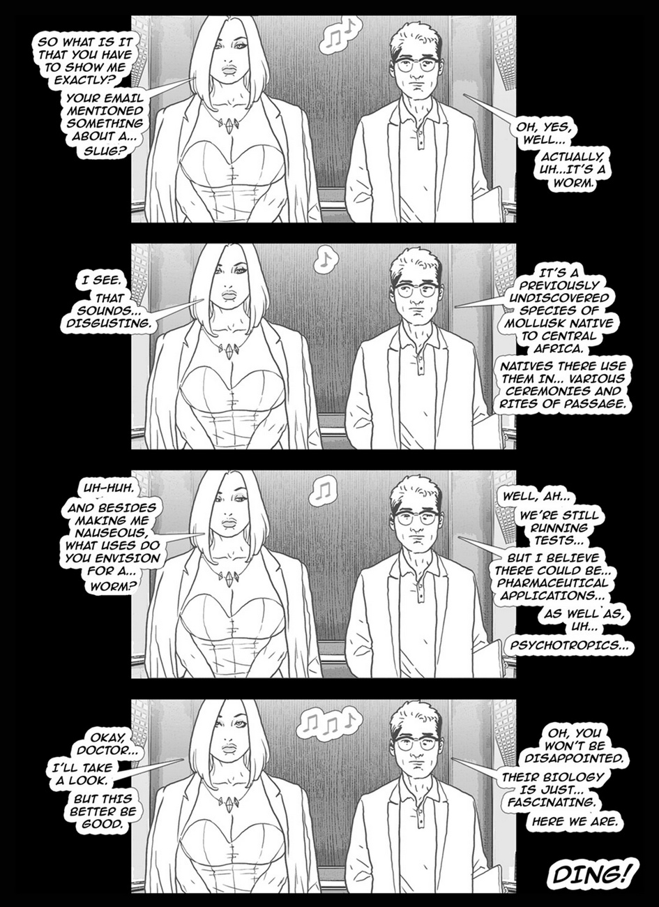 Emma-Frost-VS-The-Brain-Worms 4 free sex comic