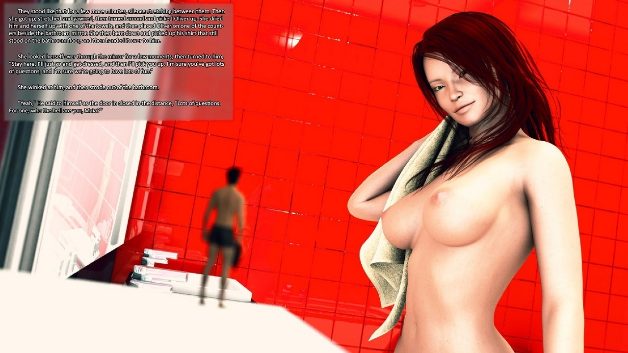Enticement 2 comic porn
