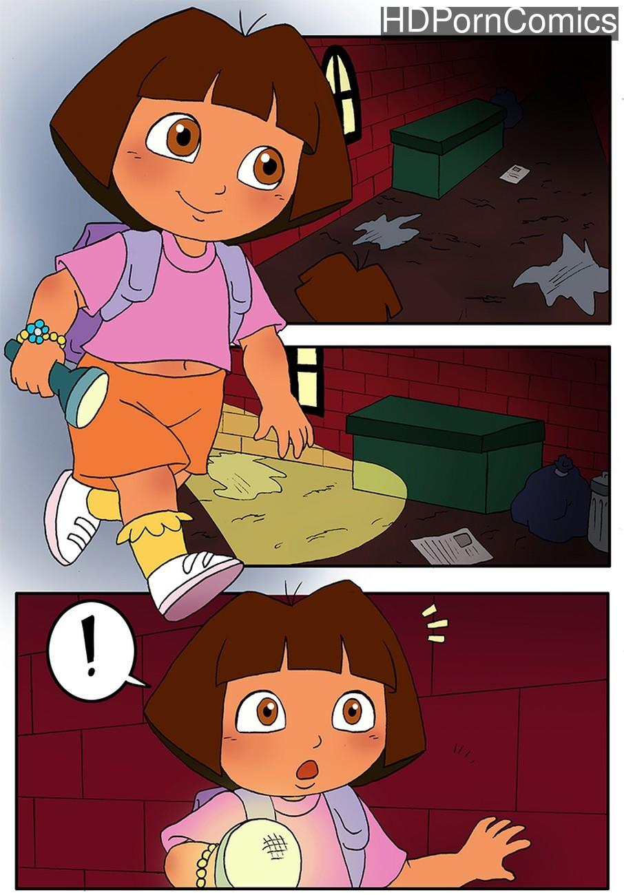 Dora the explorer hentai comic