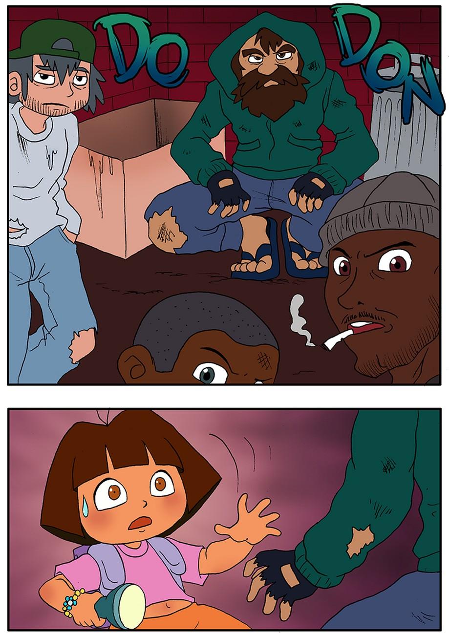 Dora The Explorer Porn
