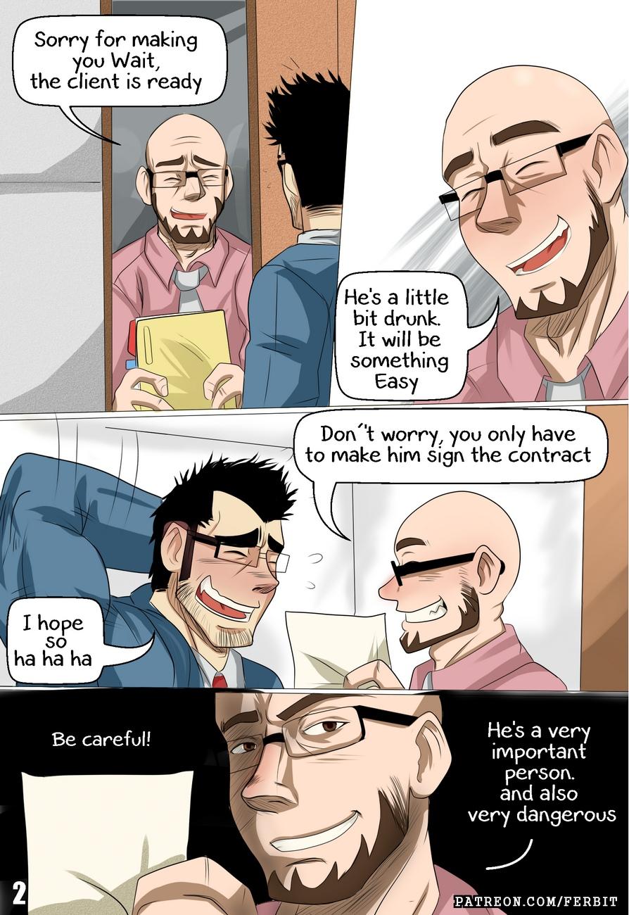 Ferbit-Comic-1-The-Appontment 3 free sex comic