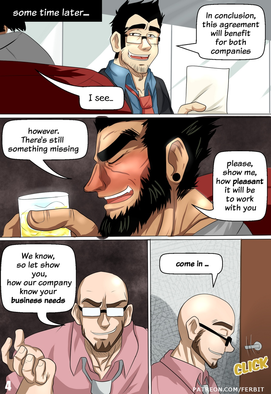 Ferbit-Comic-1-The-Appontment 5 free sex comic