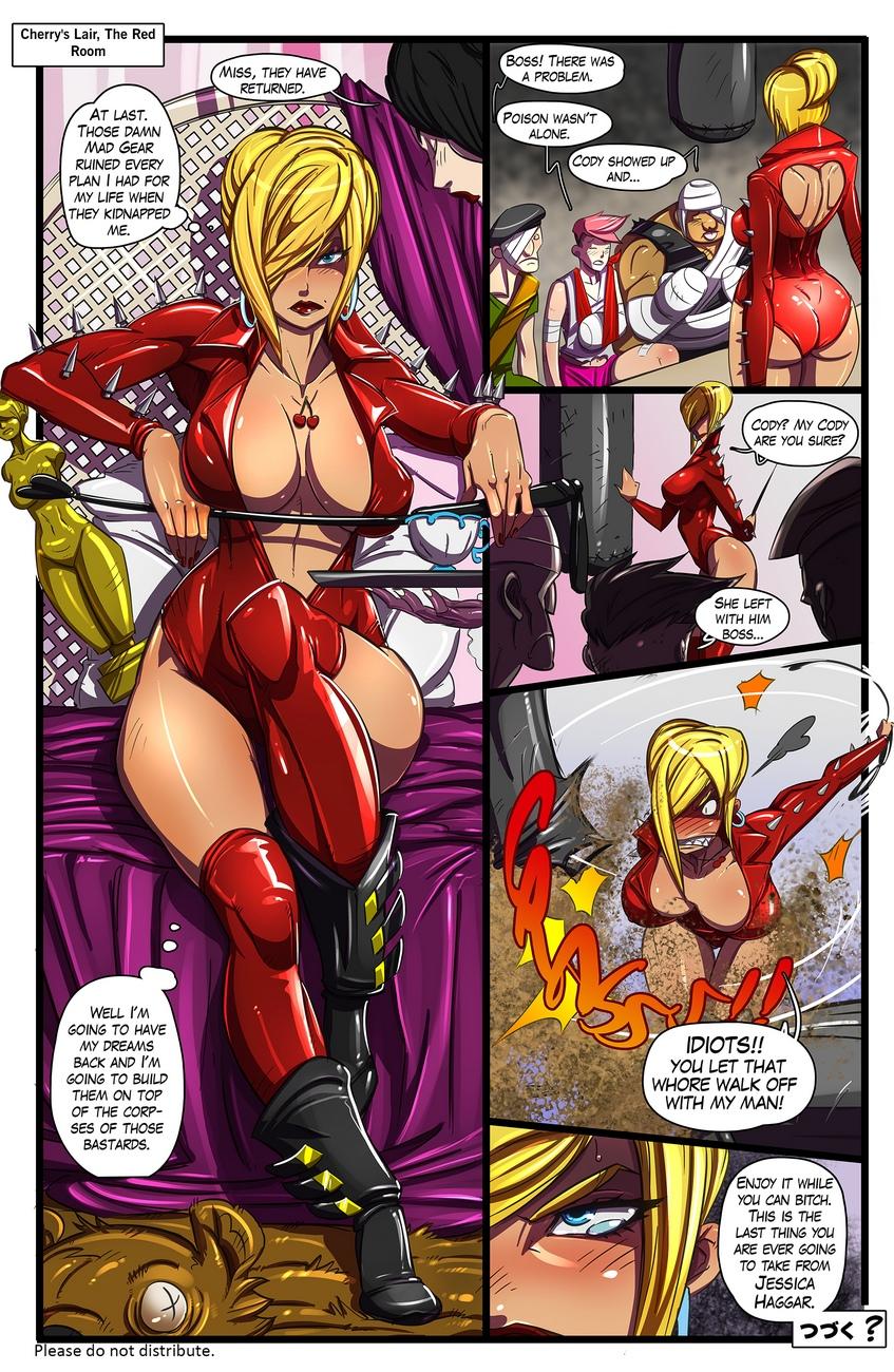 FF Piece Of Action comic porn