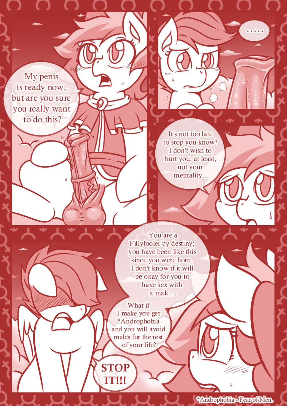 Filly-Fooling-It-s-Straight-Shipping-Here 16 free sex comic