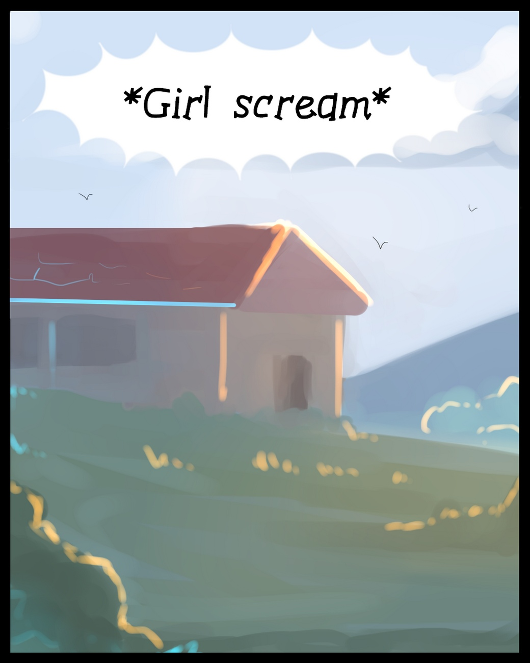 First-Try 5 free sex comic