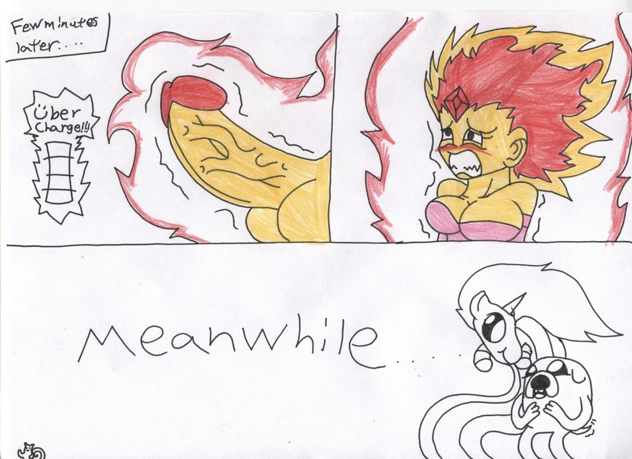 Flame-Princess-s-Affection 2 free sex comic