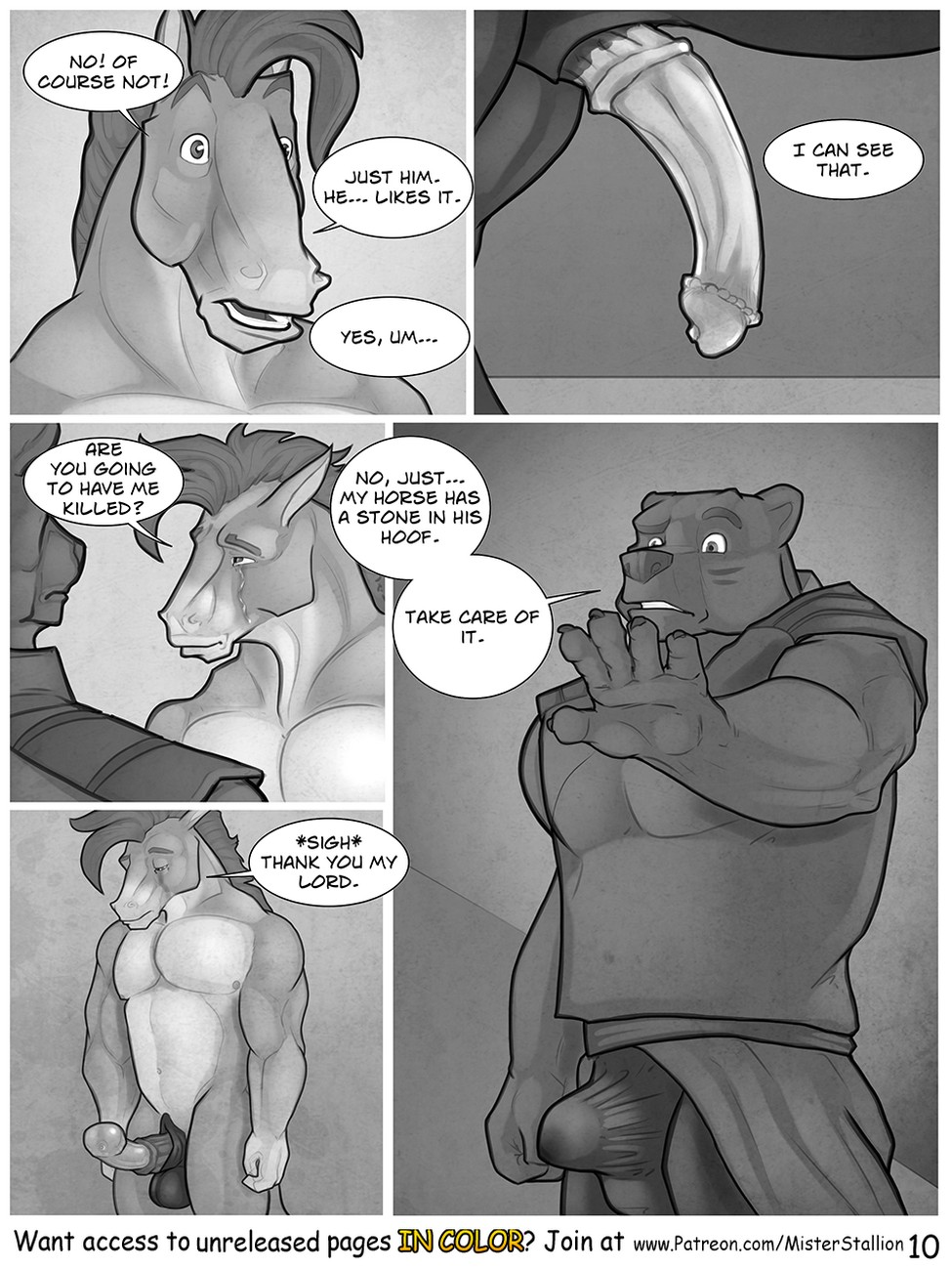Furry Gay Horse Porn forest fires 1 comic porn - hd porn comics