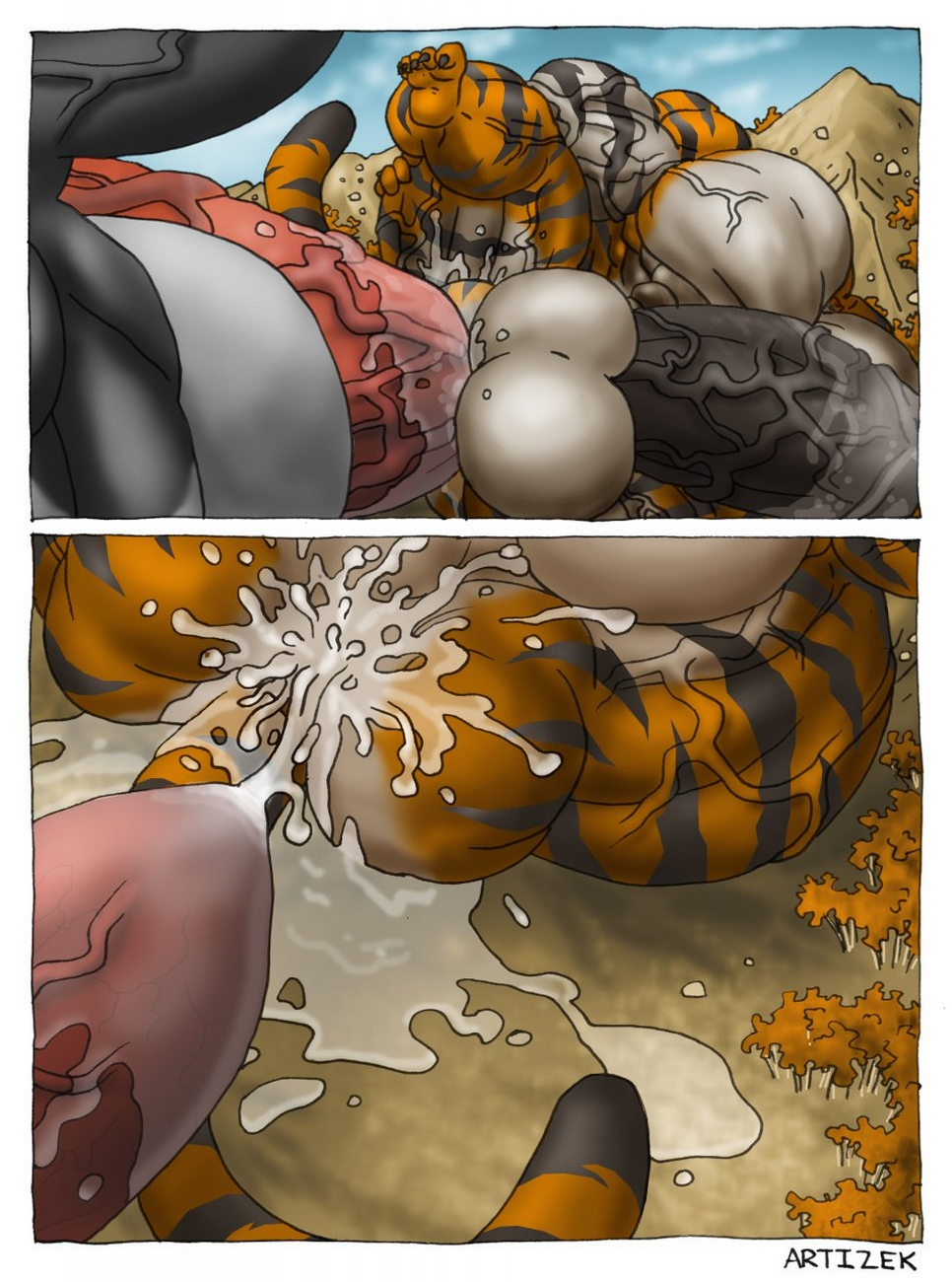 Fountain-Of-Growth 32 free sex comic