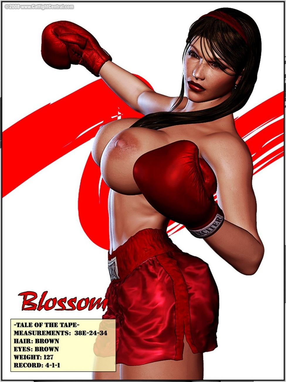 Foxy Boxing Porn - ... Foxy-Boxing-1-Blossom-Vs-Julie-Round-1 3 ...