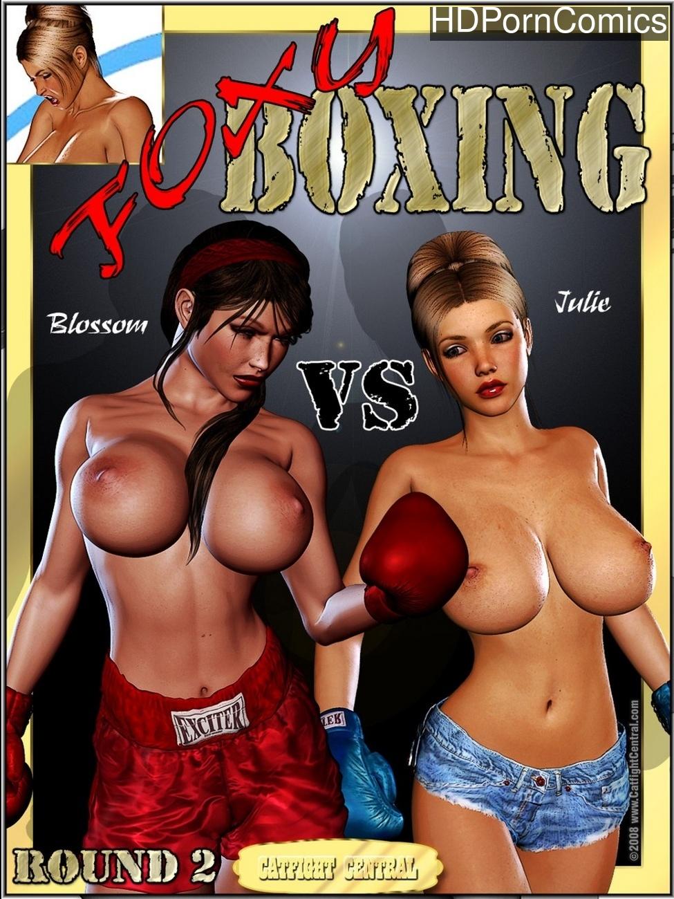 Foxy-Boxing-1-Blossom-Vs-Julie-Round-2 1 free porn comics