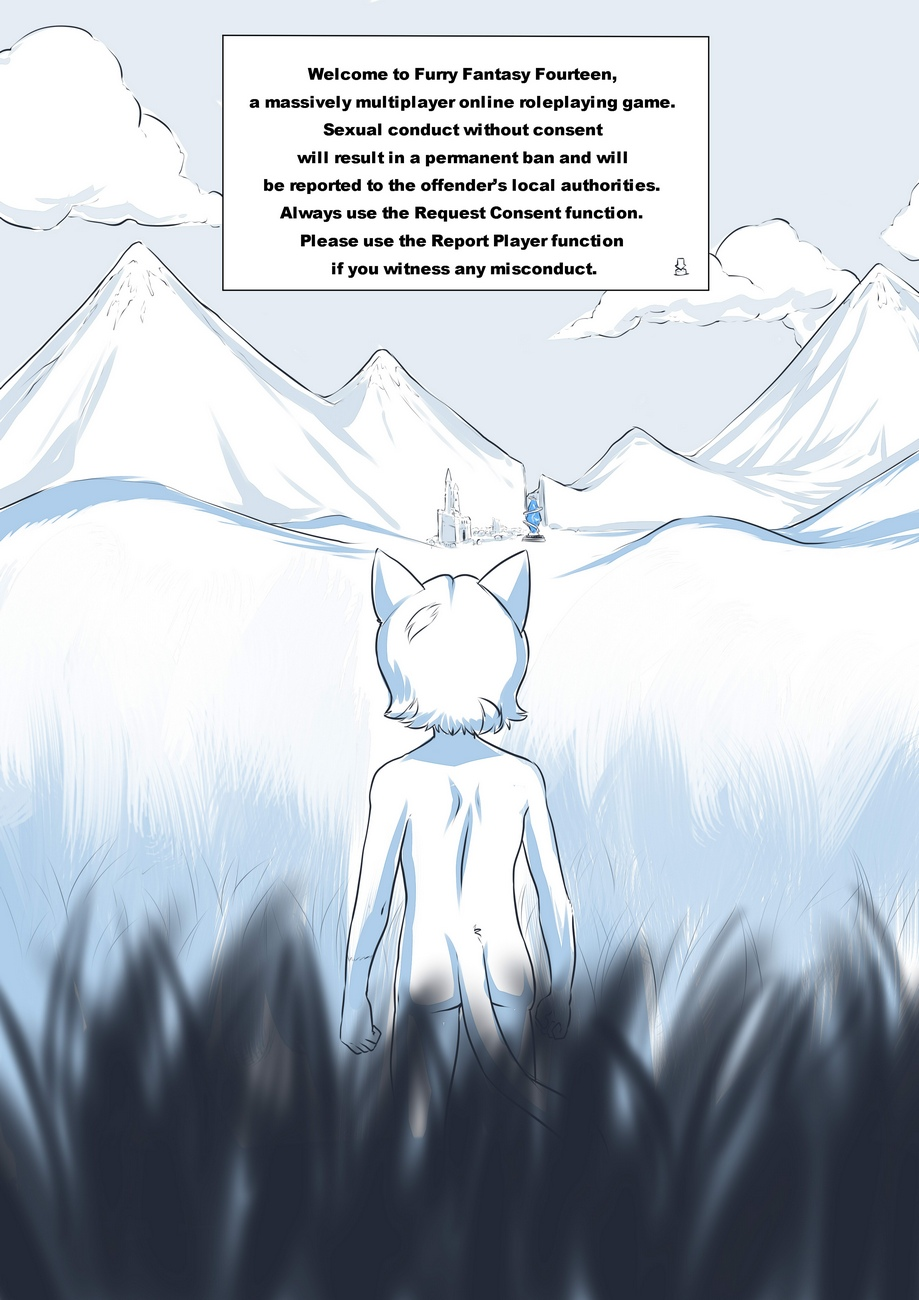 Furry-Fantasy-XIV-1 8 free sex comic