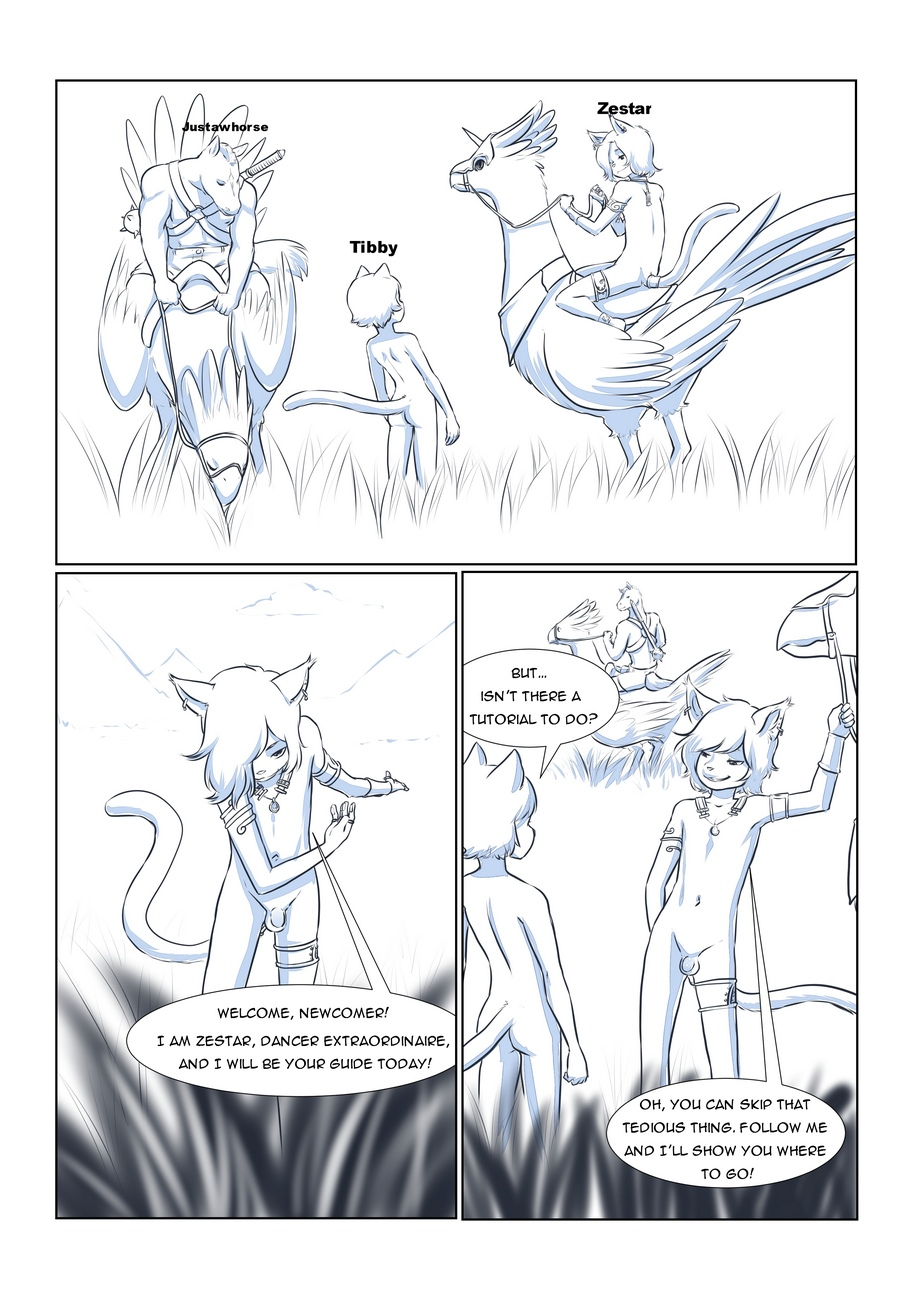 Furry-Fantasy-XIV-1 9 free sex comic