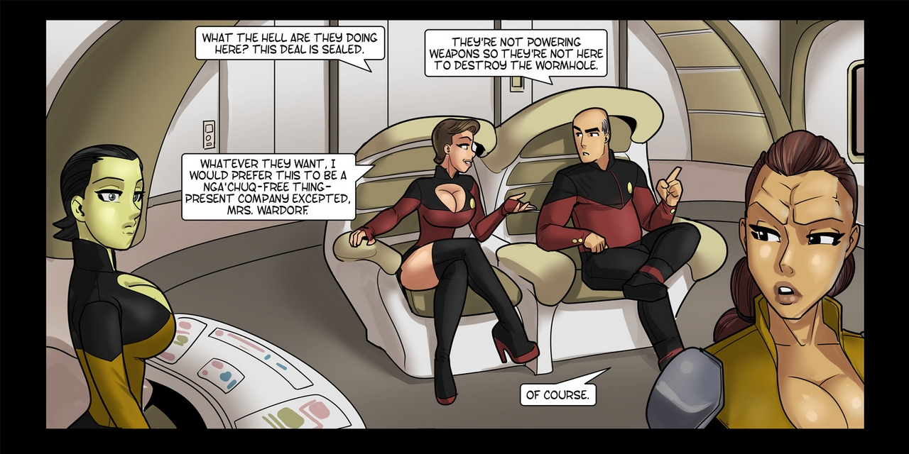 Galaxy-Jaunt-Episode-1 7 free sex comic