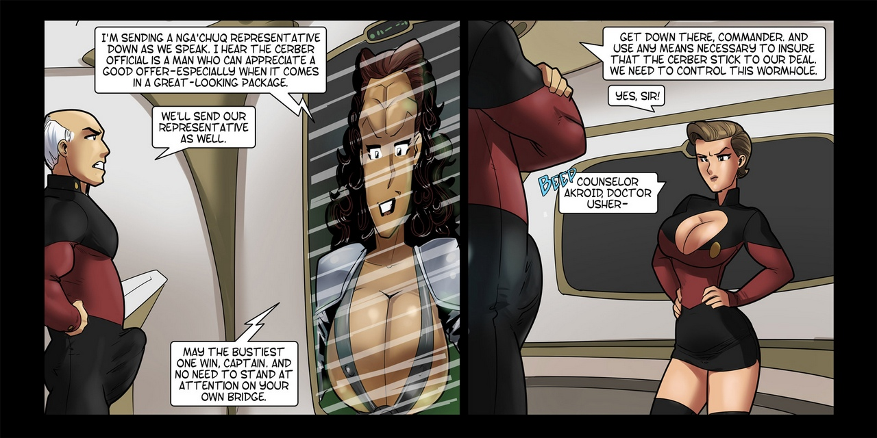 Galaxy-Jaunt-Episode-1 10 free sex comic