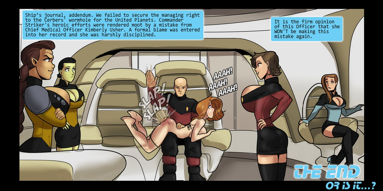 Galaxy Jaunt – Episode 1 comic porn