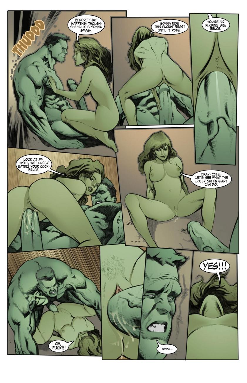 Gamma-Sex-Bomb 5 free sex comic