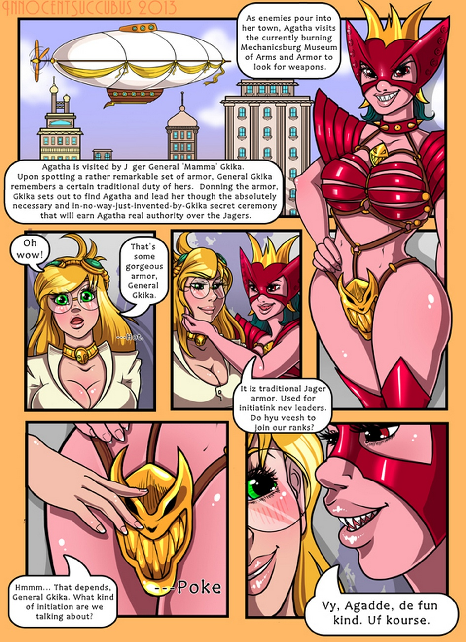 Genius-Initiation-Ritual 2 free sex comic