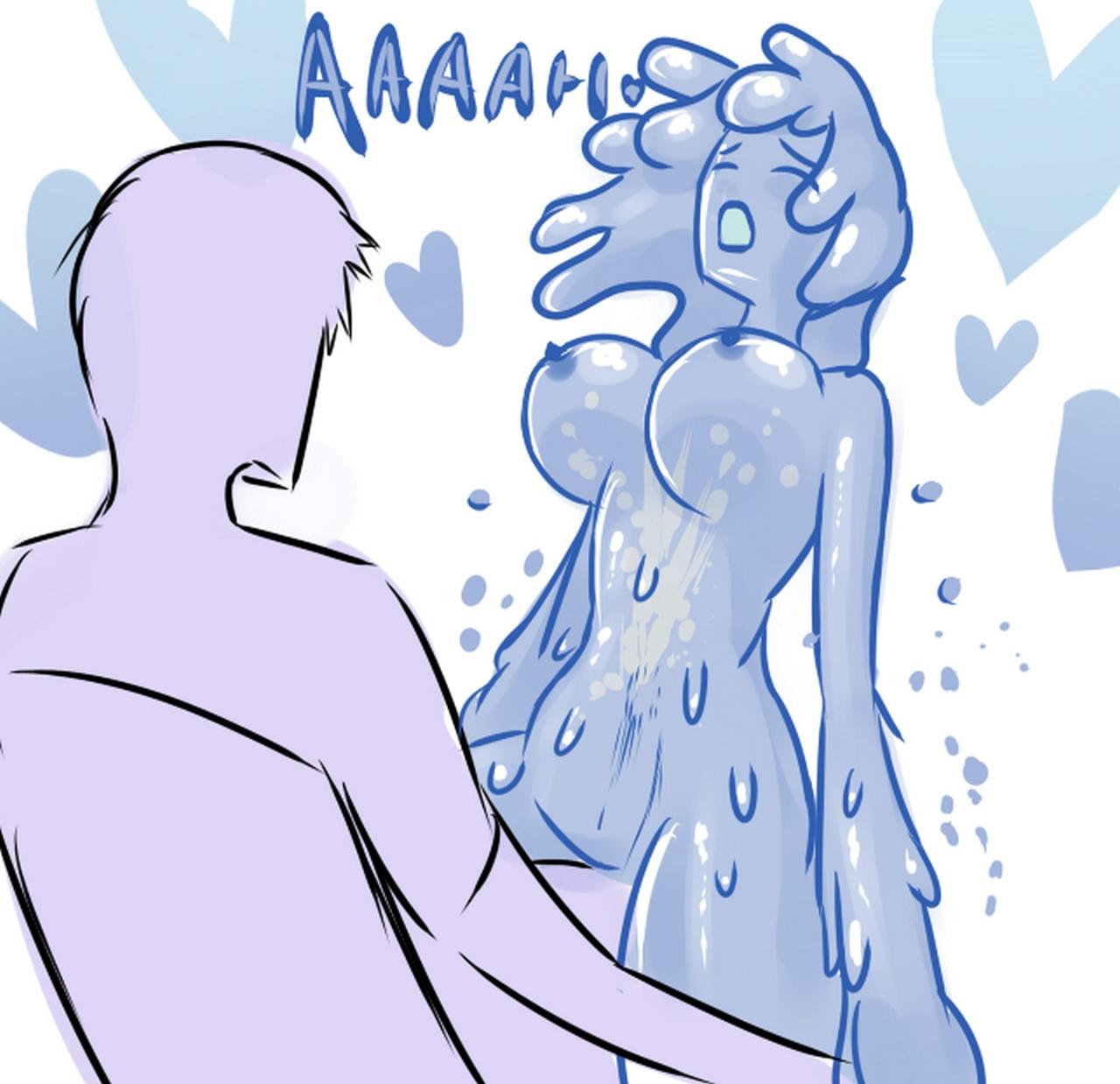 Goo Girl comic porn