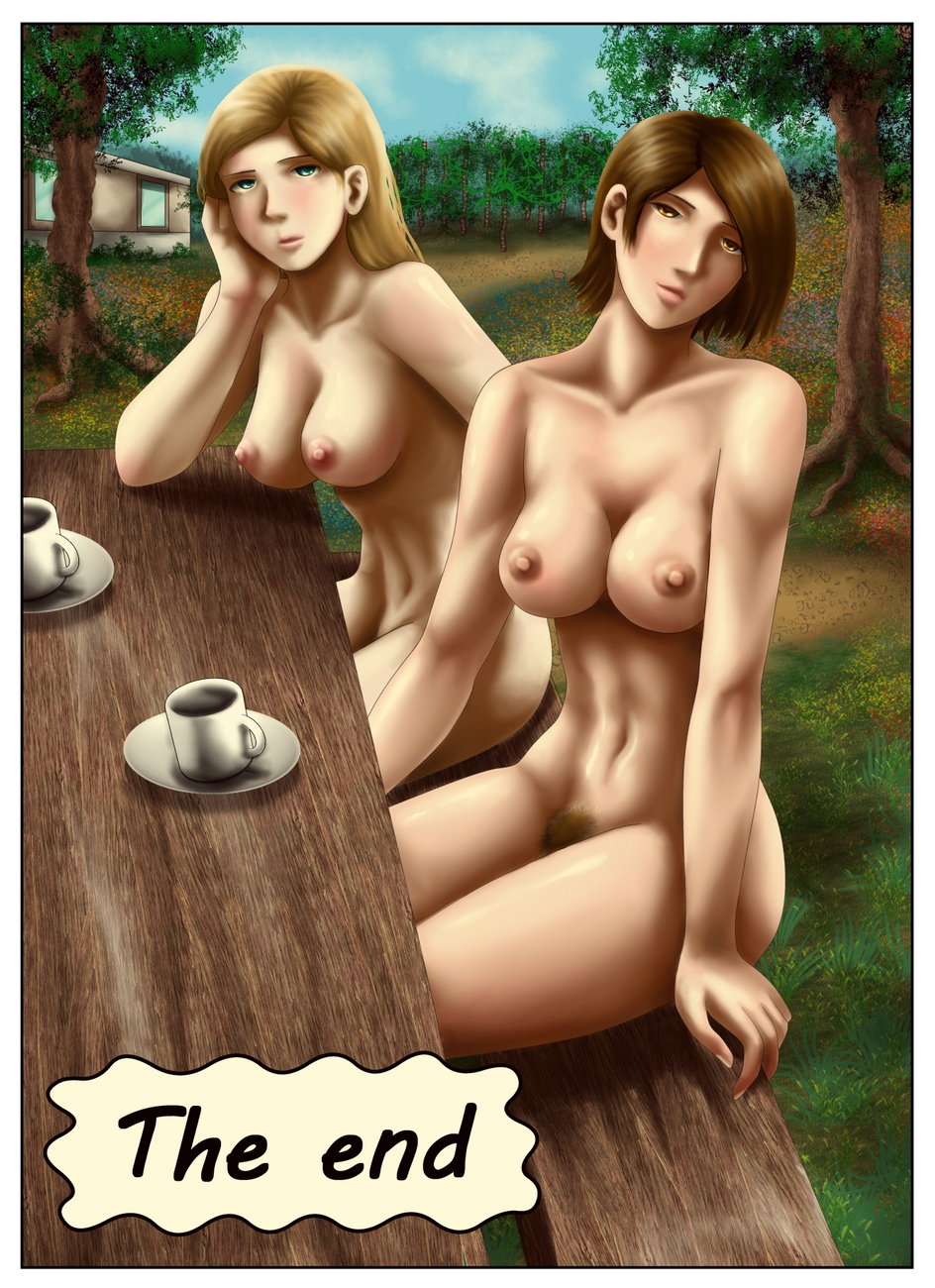 Greetings From The Summer Camp comic porn