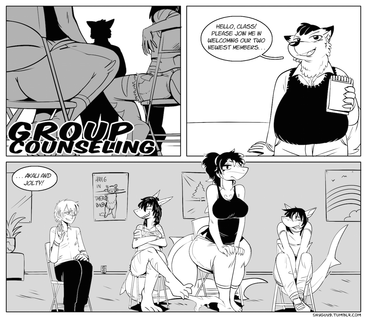 Group-Counseling 2 free sex comic