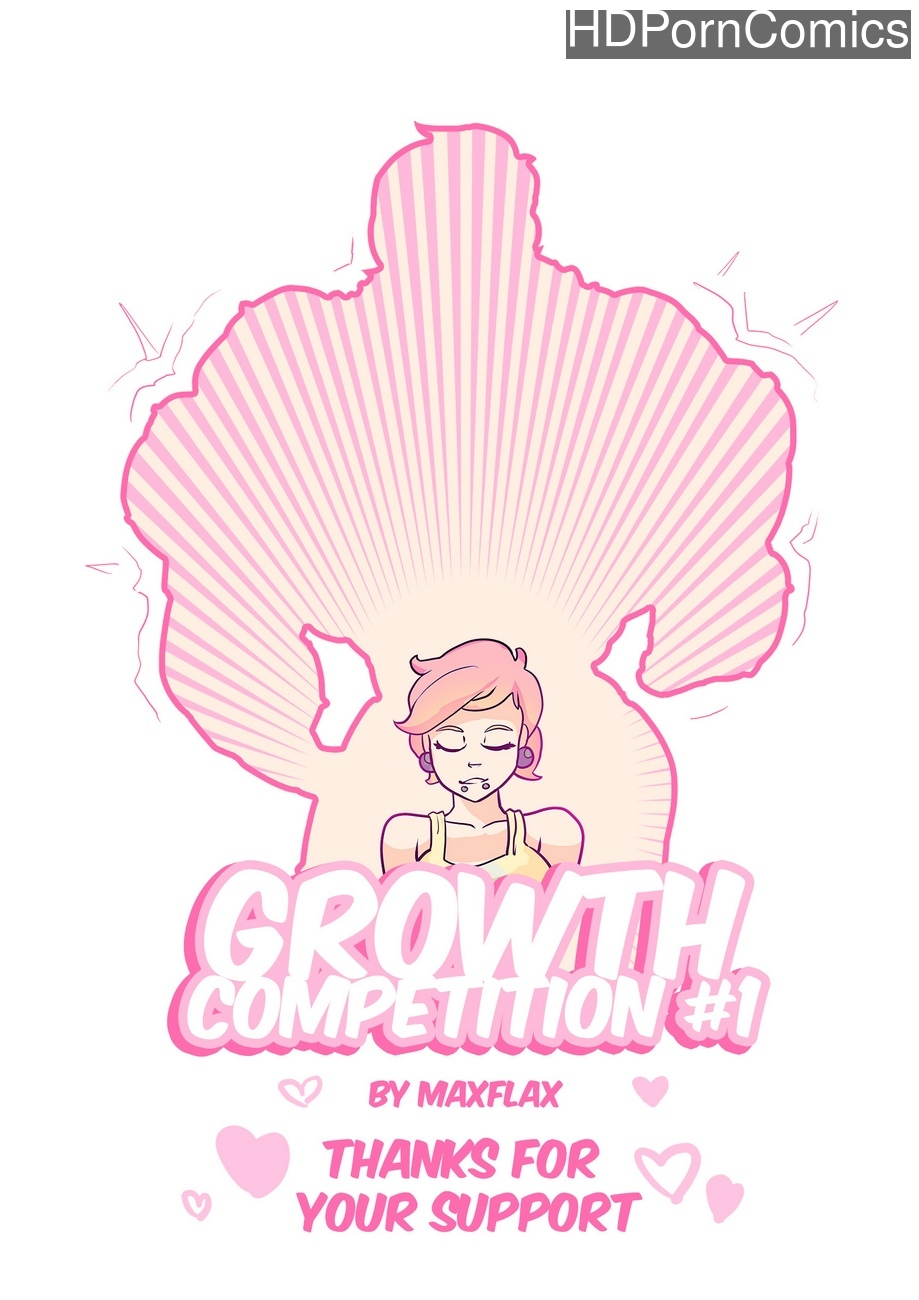 Growth Competition 1 comic porn