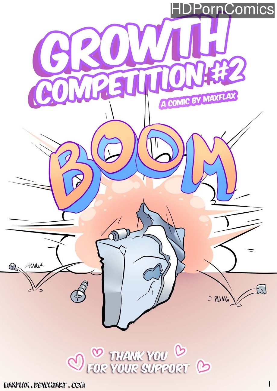 Growth Competition 2 comic porn