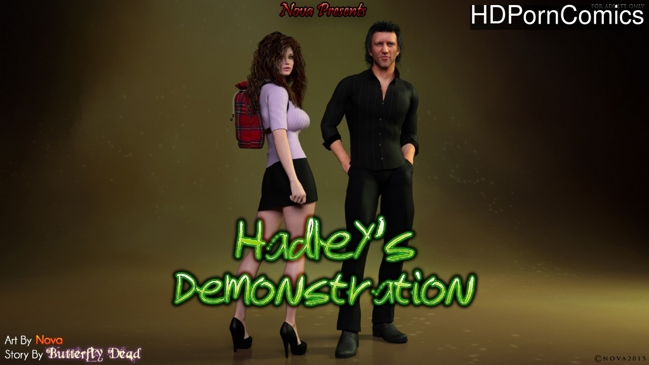Hadley's Demonstration comic porn