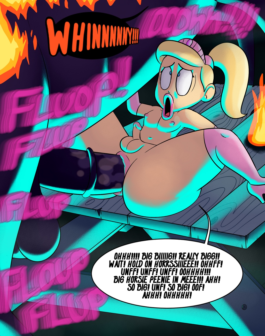 Hallo-Weenies 15 free sex comic