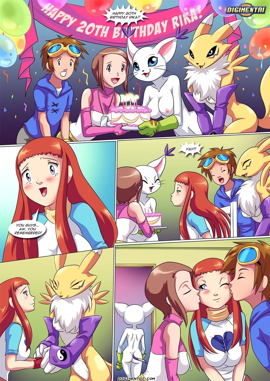 Happy-Birthday-Rika 2 free sex comic