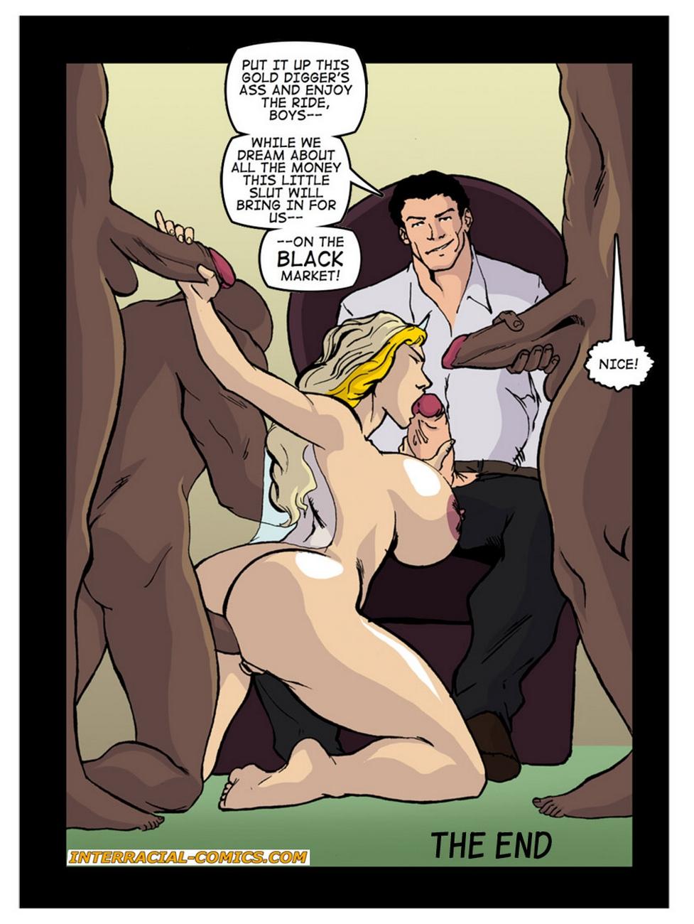 Happy Honeymoon comic porn