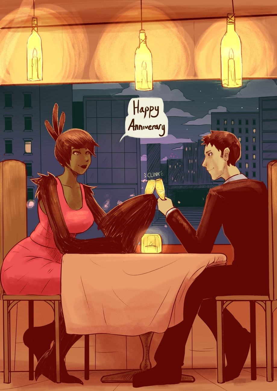 Harpy-Happiness 3 free sex comic