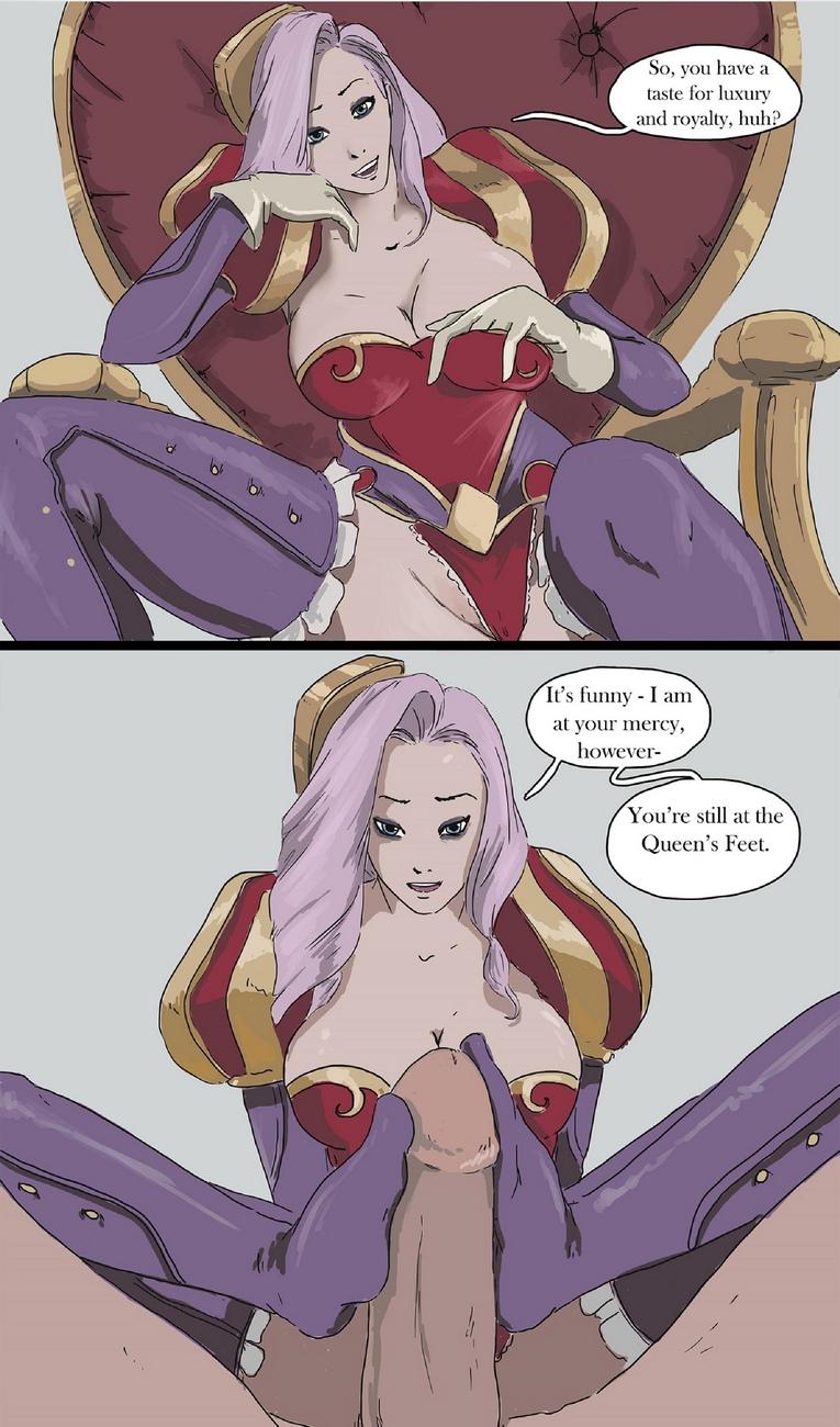 Heartseekers 8 free sex comic