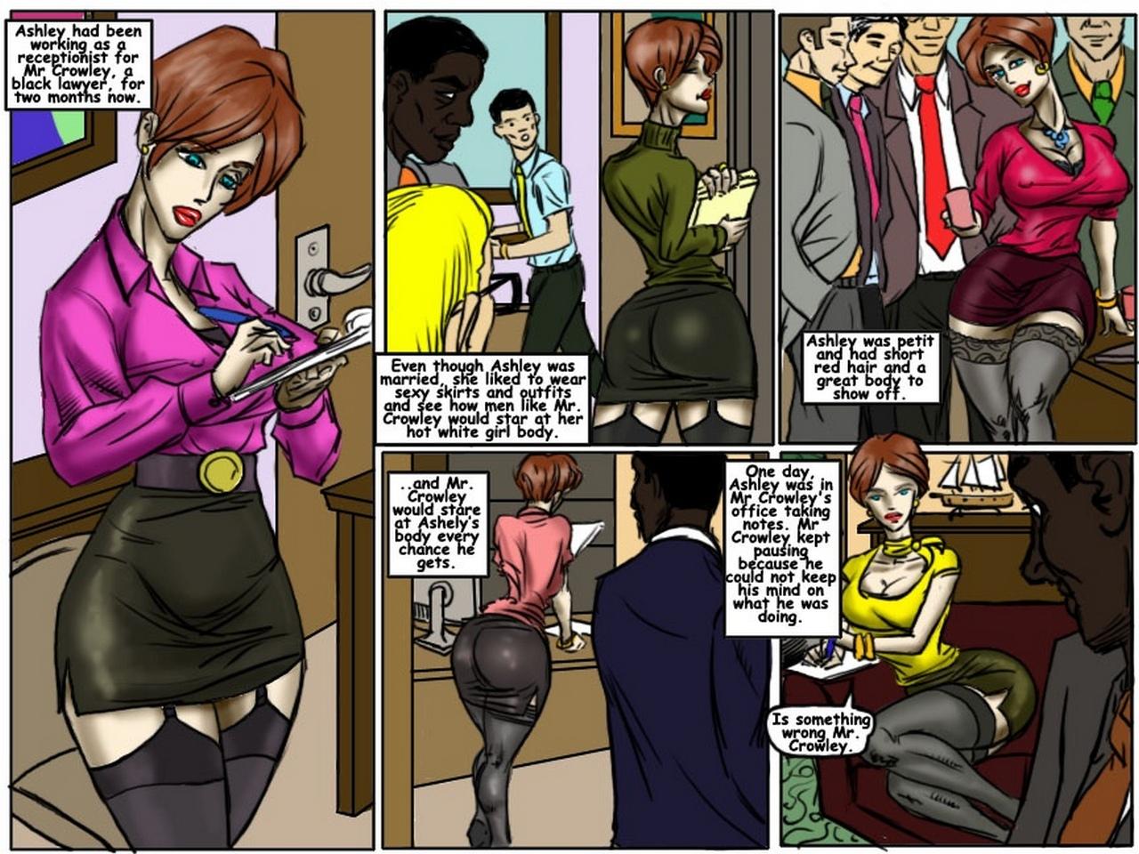 Illustrated comic sex stories