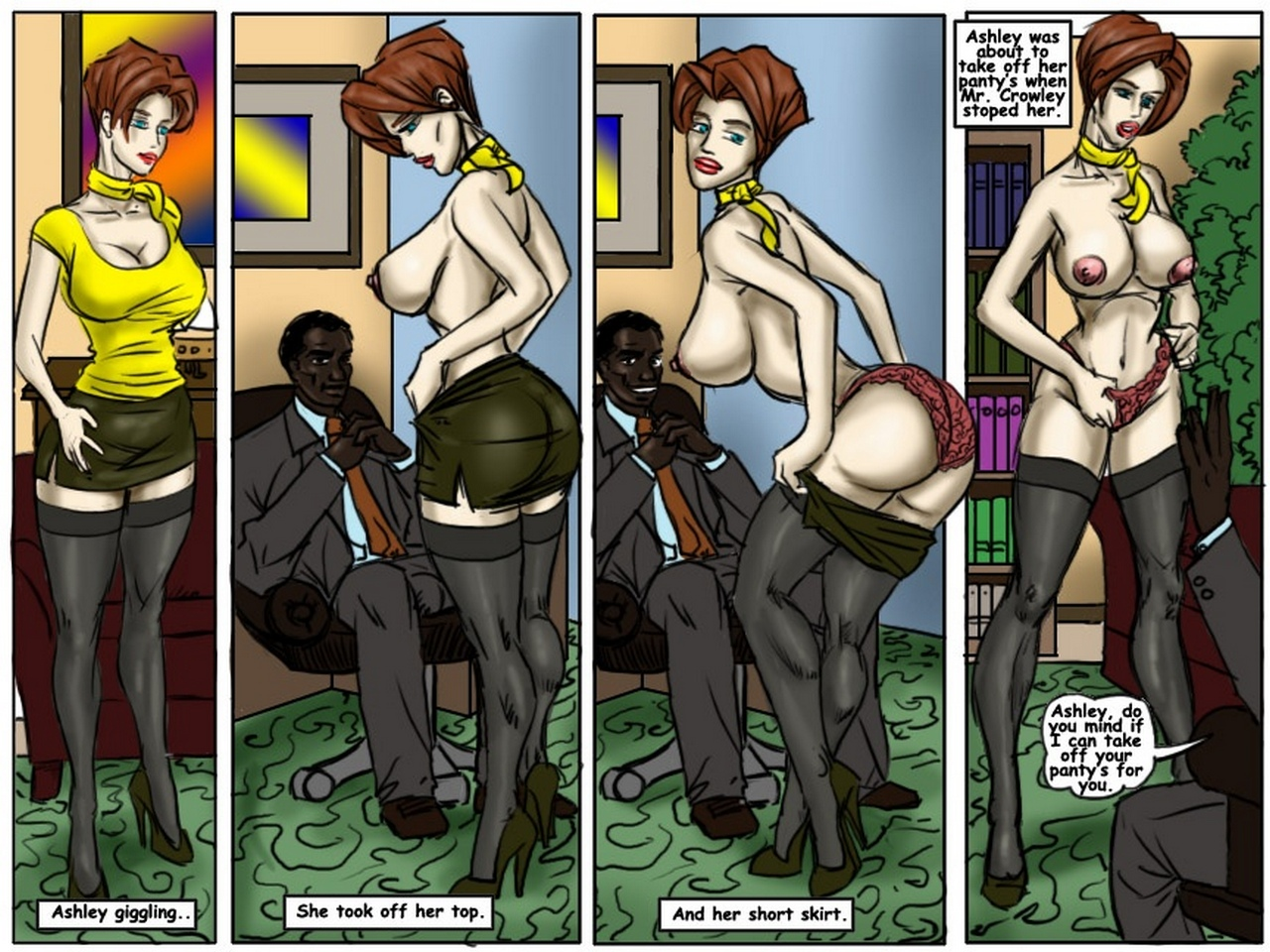 Heavy-Cummers 4 free sex comic