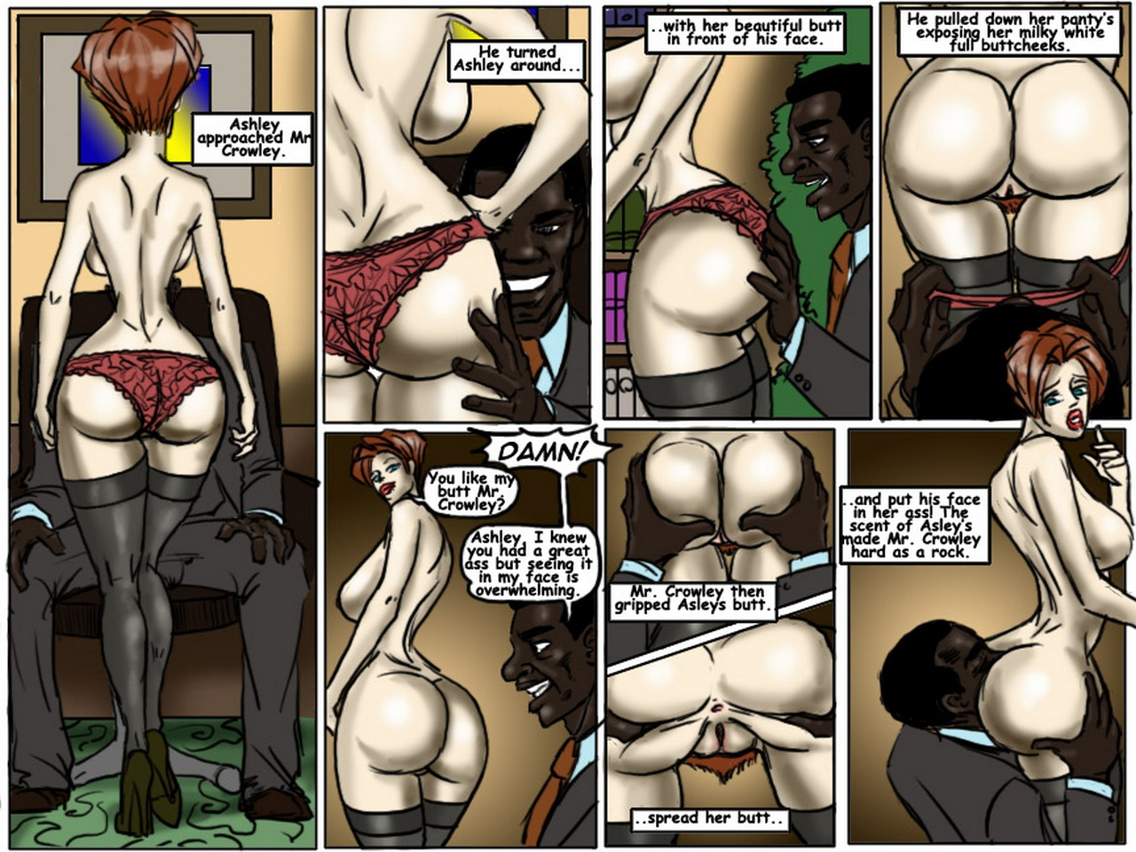 Heavy-Cummers 5 free sex comic