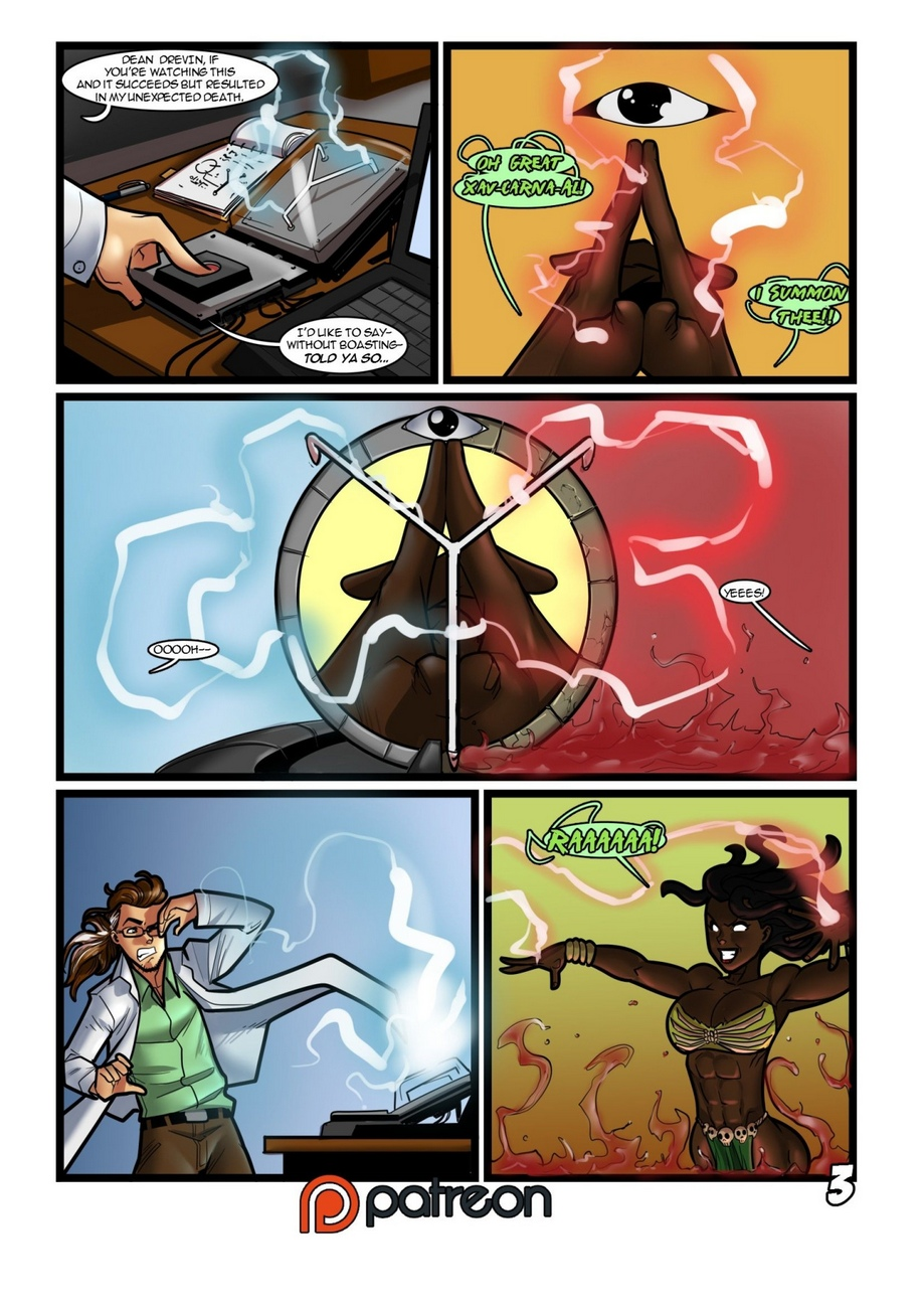 Hero-Tales-2-Enter-The-Mad-Witch 4 free sex comic