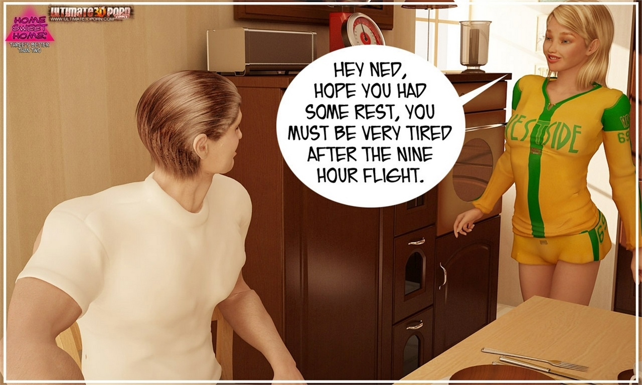 Home-Sweet-Home-2-Three-s-Better-Than-Two 4 free sex comic