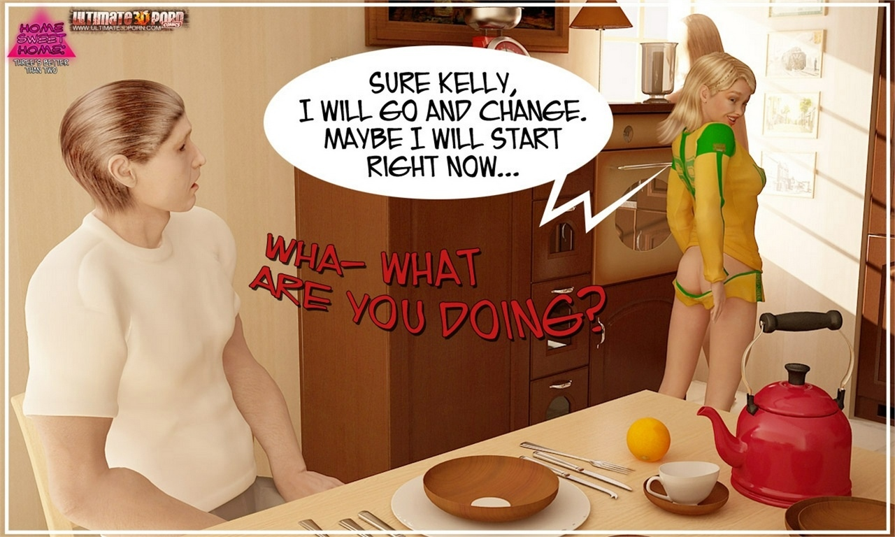 Home-Sweet-Home-2-Three-s-Better-Than-Two 24 free sex comic